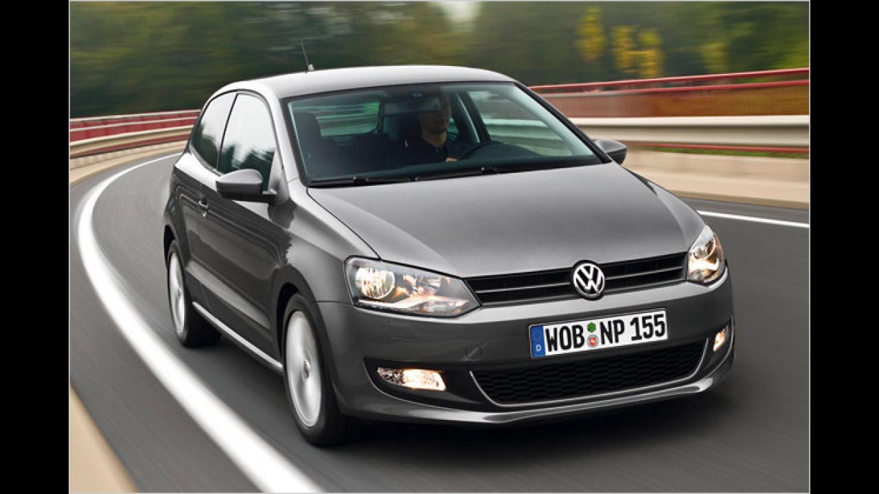 VW Polo 1.4 BiFuel Trendline