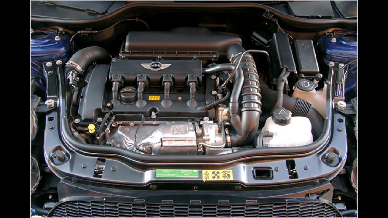 Bester Motor 1,4 Liter bis 1,8 Liter Hubraum