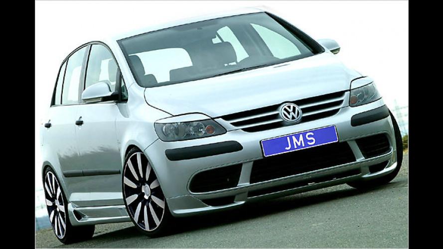 JMS macht aus dem VW Golf V Plus eine Sportmaschine