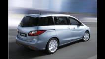 In Genf: Mazda 5