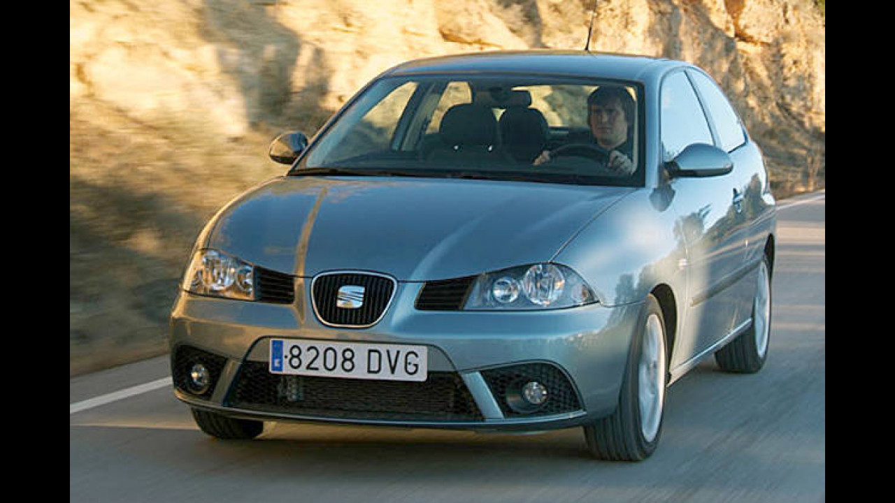 Seat Ibiza 1.2 6V Amaro 3-türig