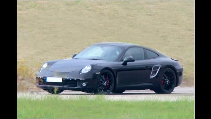 Porsche 911 erwischt: Klassiker im neuen Gewand