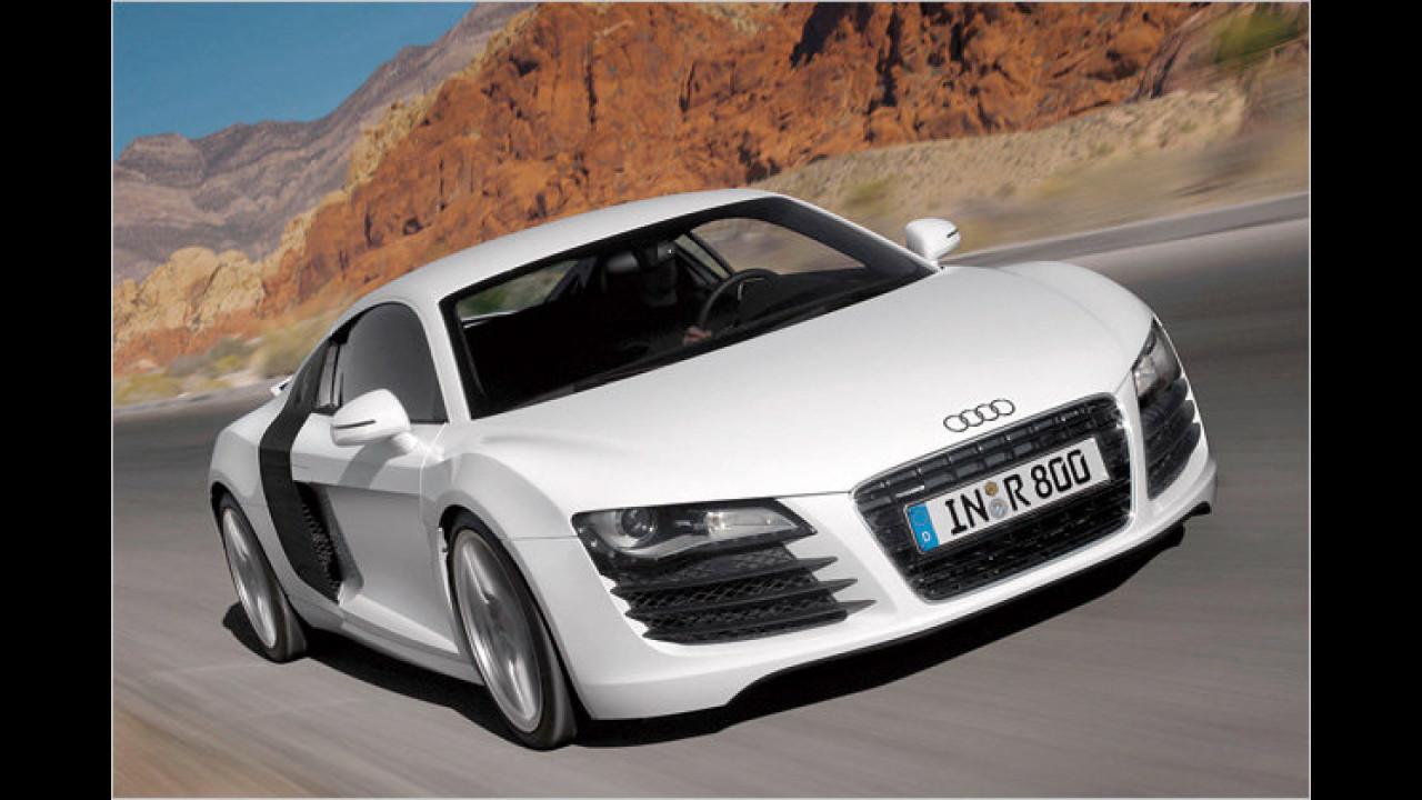 Audi R8 4.2 FSI quattro R-tronic