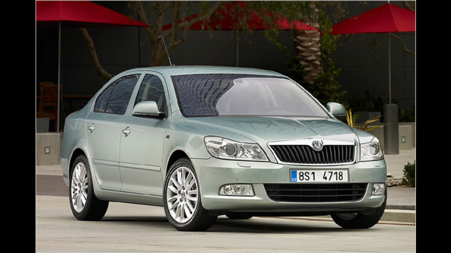 Skoda Octavia: Jetzt wieder als Autogas-Variante erhältlich