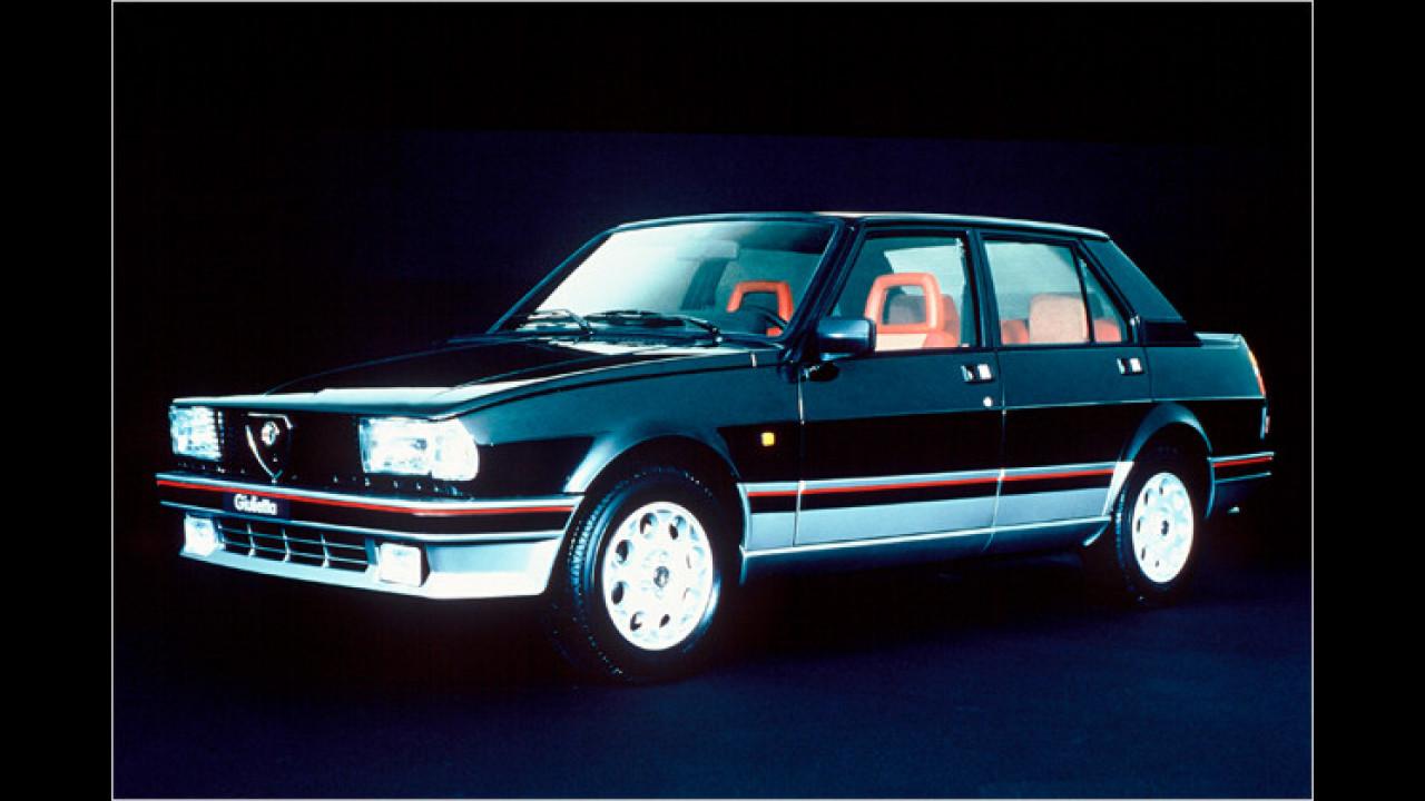 Giulietta II Turbodelta