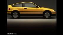 Honda Civic CRX Si