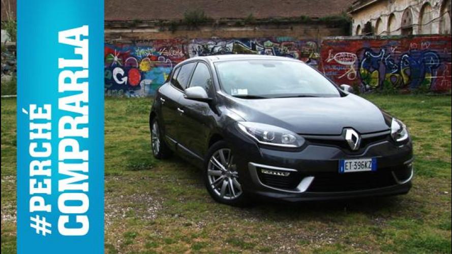 Renault Megane, perché comprarla... e perché no [VIDEO]