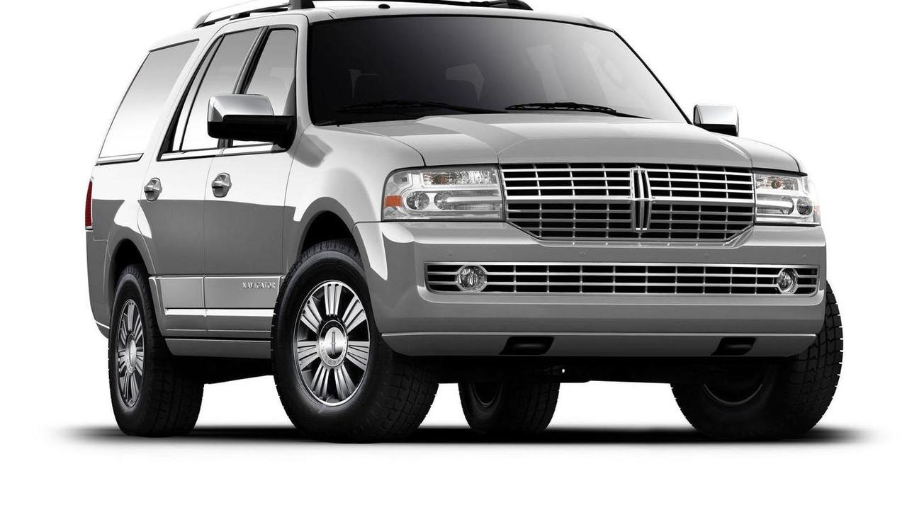 2013 Lincoln Navigator 12.3.2013
