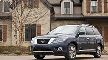 2014 Nissan Pathfinder Hybrid pricing announced (US)