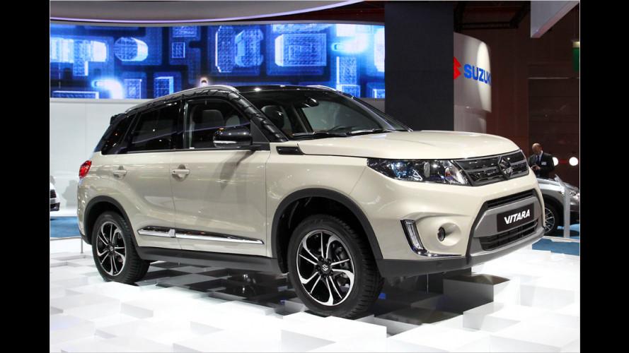 Neuer Suzuki Vitara: Lifestyle-SUV