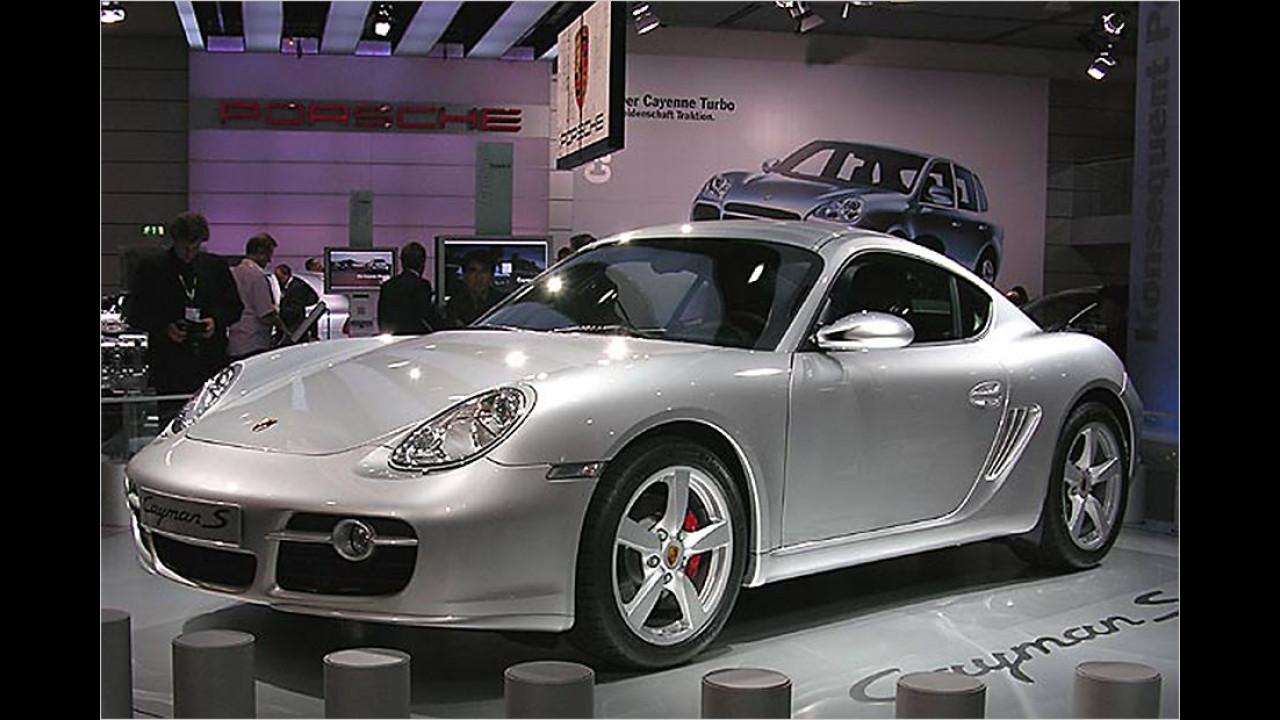 2005: Porsche Cayman
