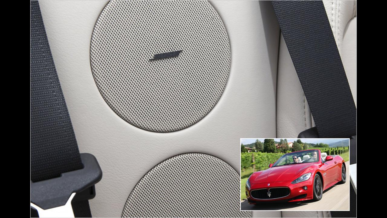 Maserati: Bose