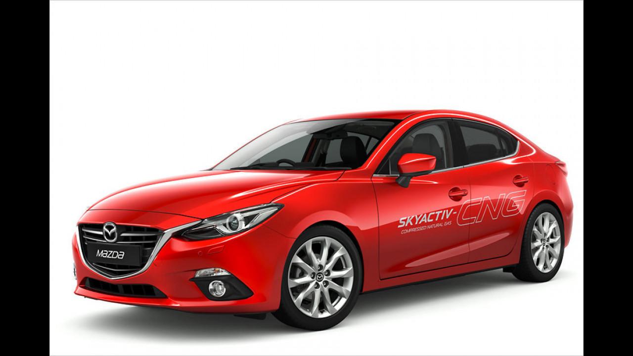 Mazda 3 Skyactiv-CNG Concept