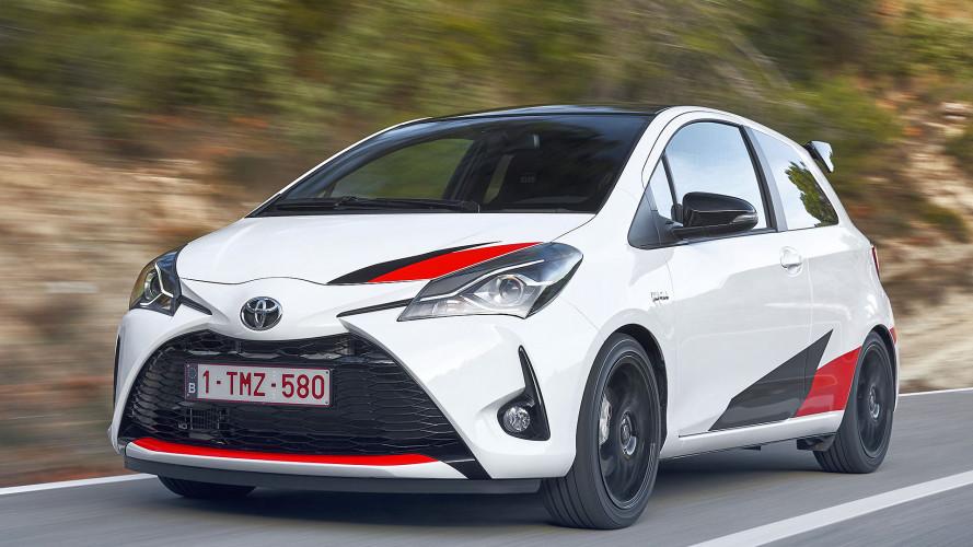 Primera prueba: Toyota Yaris GRMN 2018