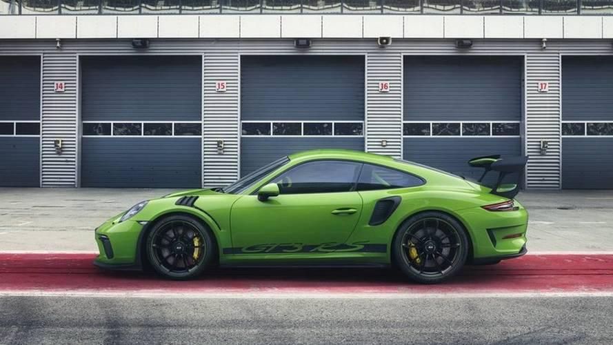 Watch The 520-HP Porsche 911 GT3 RS Debut Live In Geneva