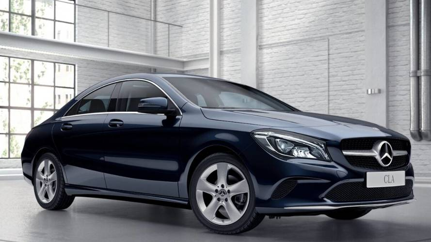 Mercedes-Benz CLA ganha versão de entrada por R$ 137.900