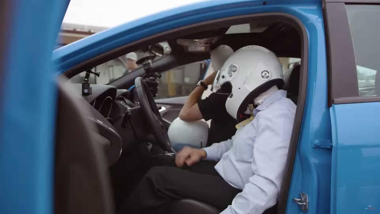 Ford Focus RS Drift Stick