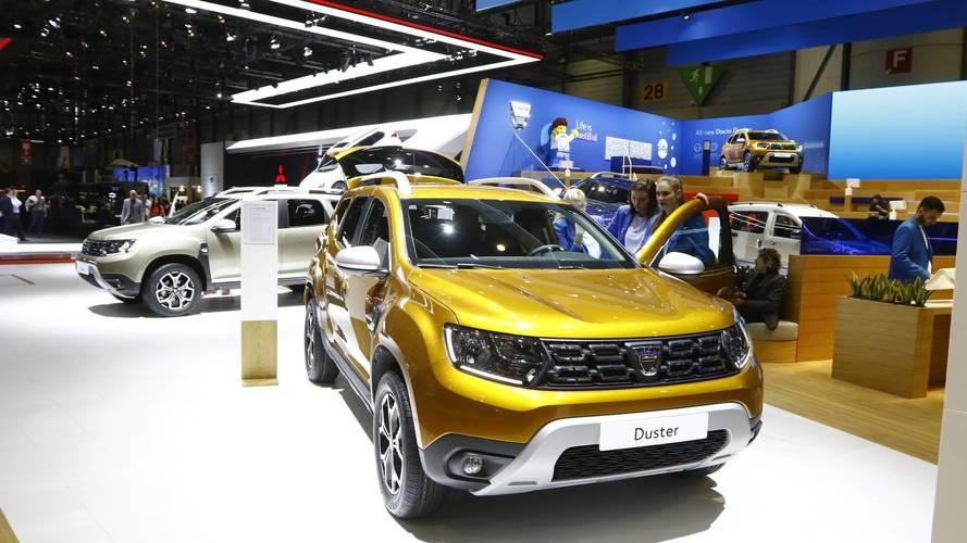 Dacia al Salone di Ginevra 2018