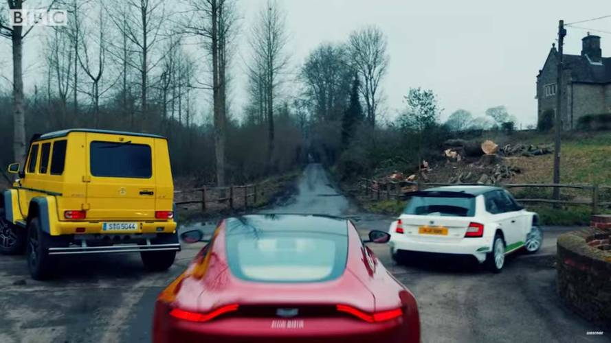 Top Gear Hosts Race To Milk A Cow In Cheeky Series 25 Trailer