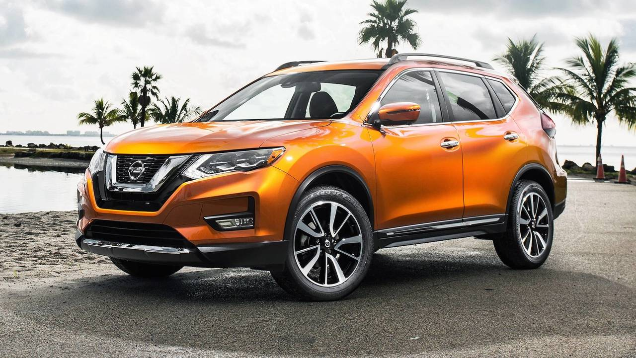 5. Nissan Rogue: 403,465 Units