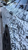 Mercedes-AMG E63 wagon spy photo