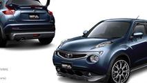 Nissan Juke tuned by Impul