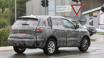 Renault Koleos / Renault X-Trail spy photo