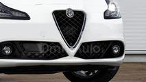 Alfa Romeo Giulietta facelift rendering