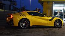 Ferrari F12tdf in the metal