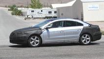 2012 VW Passat CC facelift spied 12.07.2011