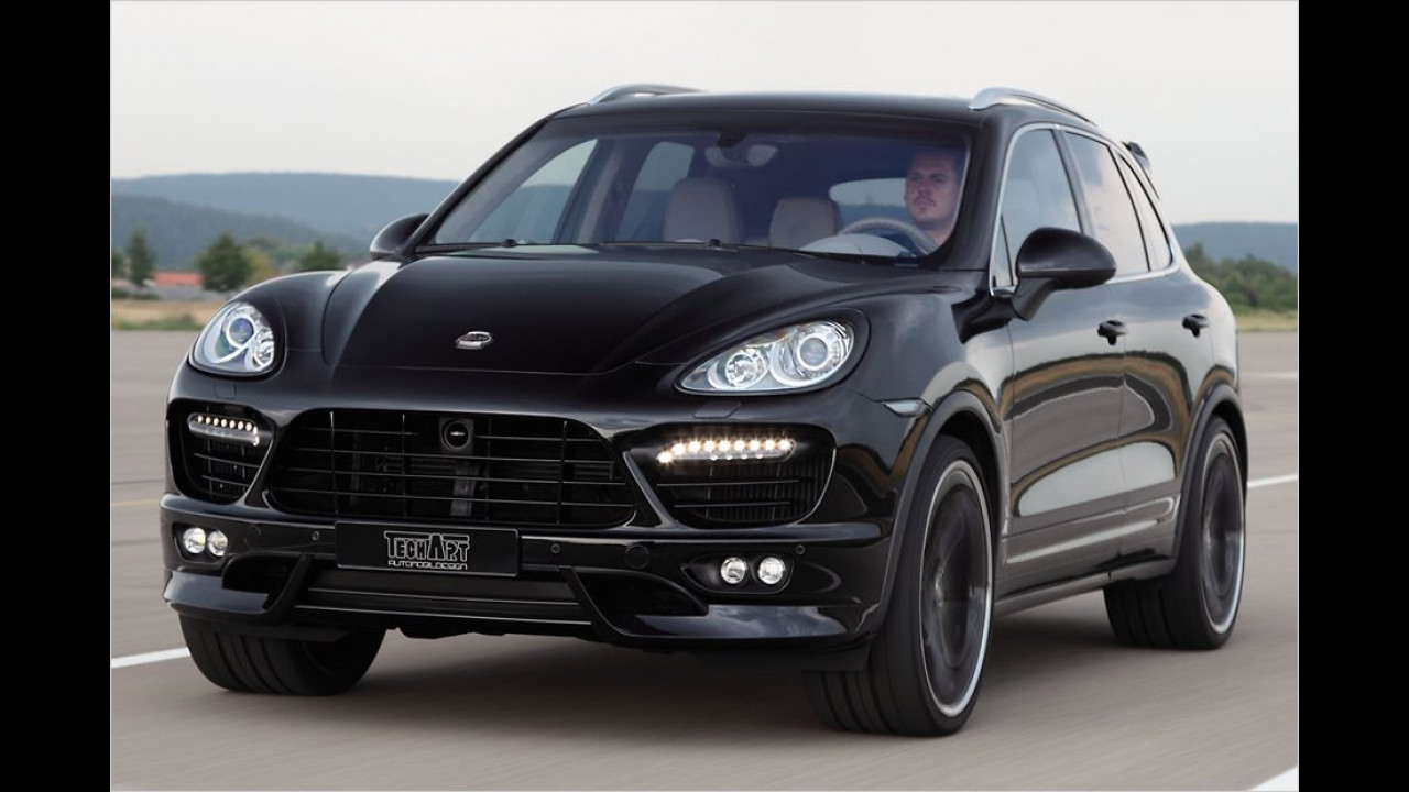Porsche Cayenne Turbo von TechArt