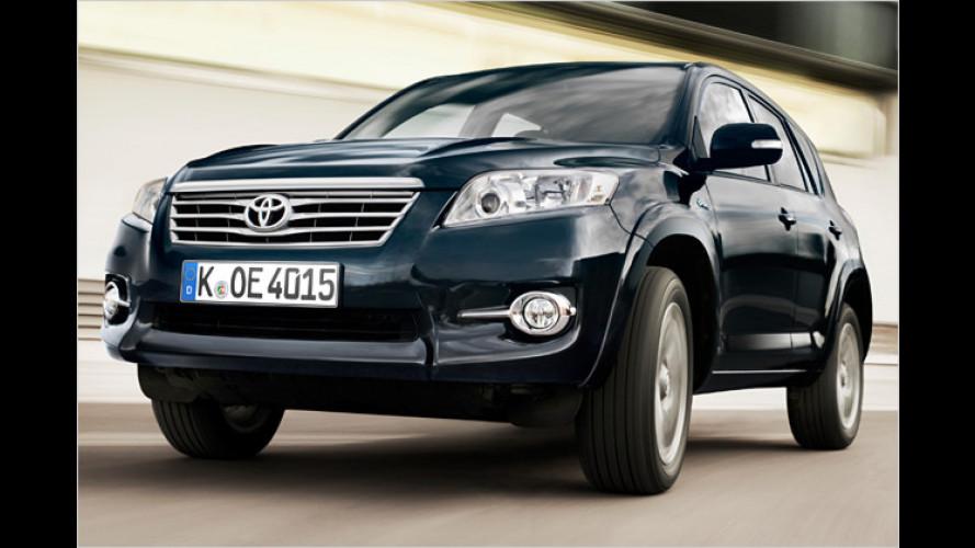 Toyota RAV4: Das neue Gesicht des Geländegängers