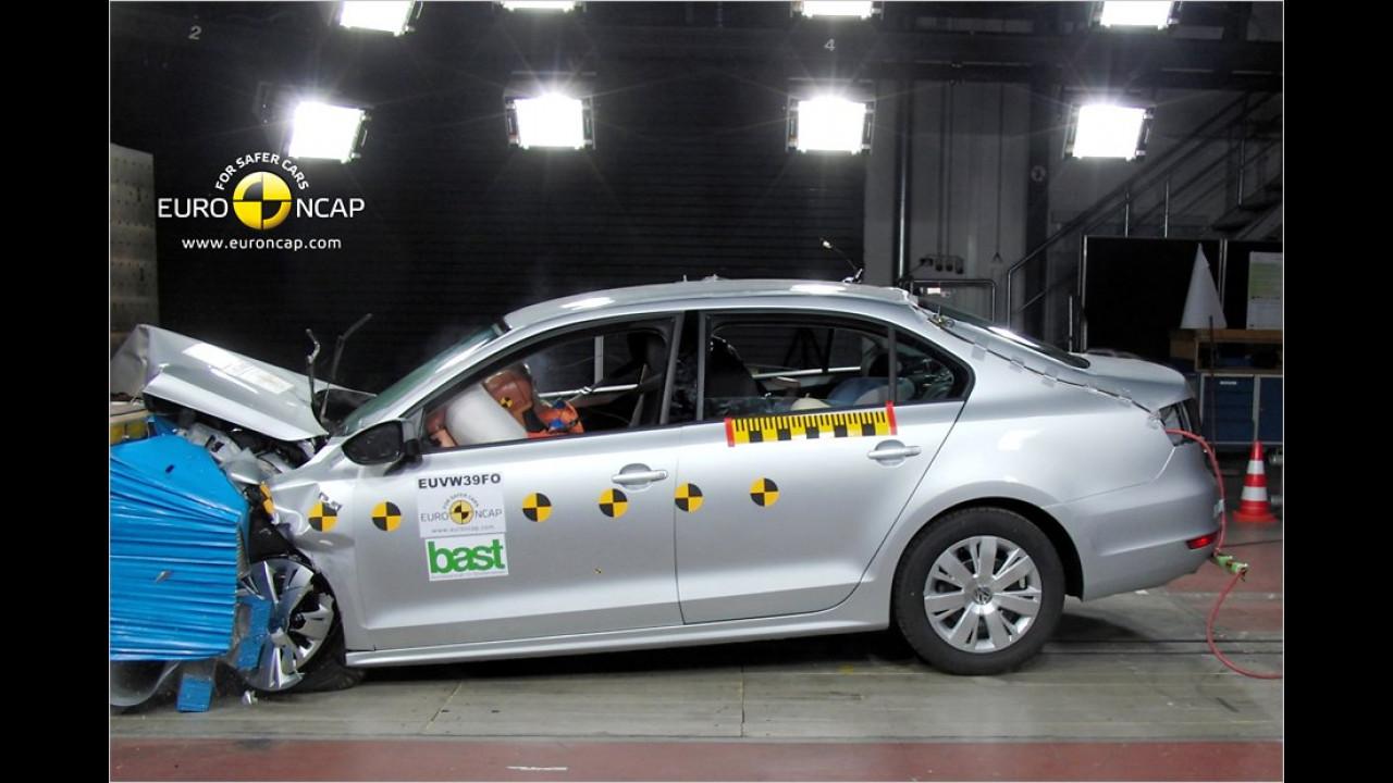 VW Jetta 1.2 TSI, fünf Sterne