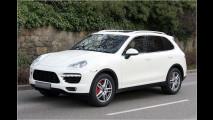 Ertappt: Porsche Cayenne