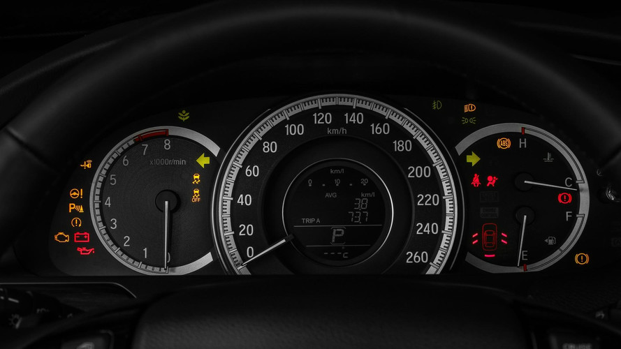 Honda Accord V6 - Brasil