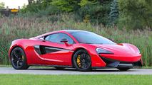 McLaren 570S: İkinci sürüş
