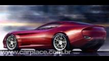 Zagato Perana Z-One: Esportivo contará com motor V8 de 430cv do Corvette