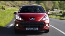 Peugeot 207 2010 é apresentado com novidades visuais na Europa