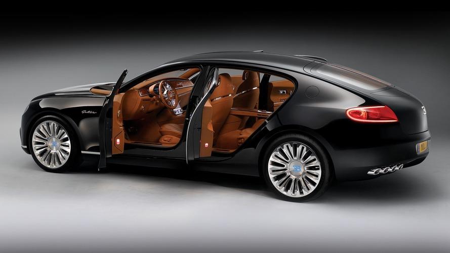 Bugatti Galibier üretime girebilir