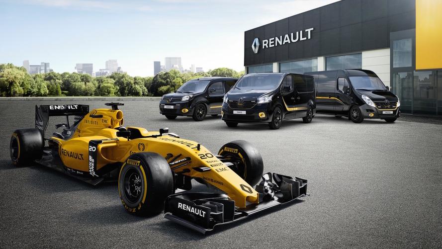 Renault Pro+ range gets Formula 1 limited edition series