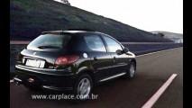 Peugeot estende produção da série 206 Moonlight