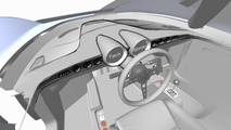 Scuderia Cameron Glickenhaus sports car teaser