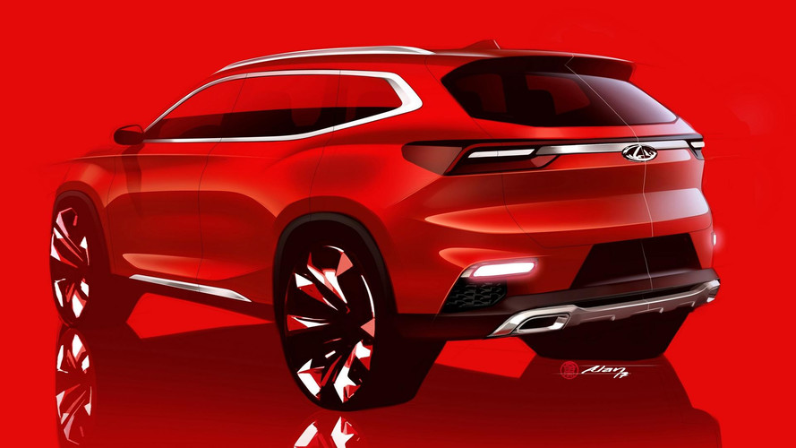 China's Chery is preparing an global SUV for Frankfurt