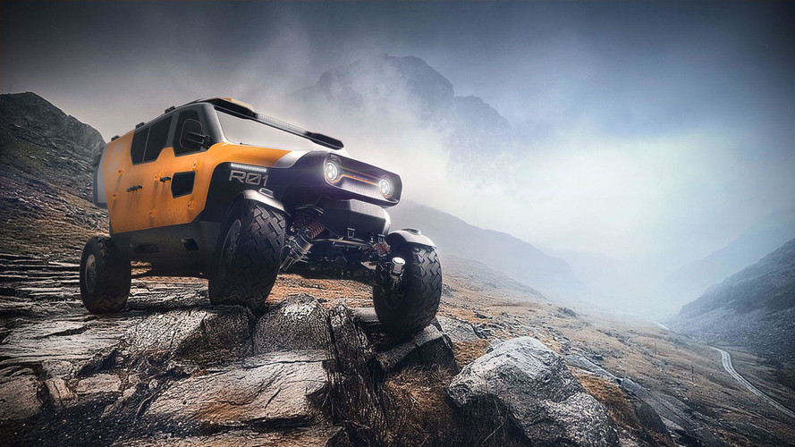 Surgo Mountain Rescue Vehicle Concept Looks Ready To Save Lives
