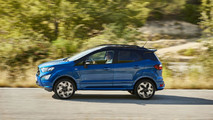 Ford EcoSport 2018 restyling