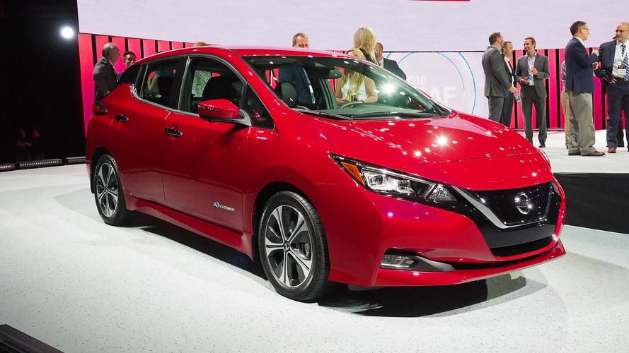 Yeni Nissan Leaf'e Nismo versiyonu gelebilir