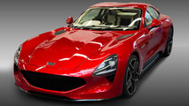 TVR Griffith 2018