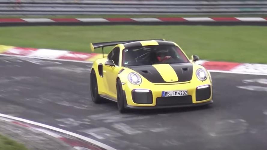 Porsche 911 GT2 RS Allegedly Laps Nürburgring In Under 7 Minutes