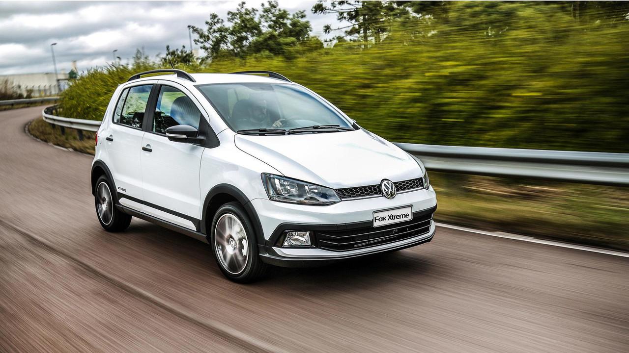 Volkswagen Fox Xtreme 2018
