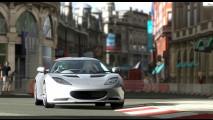 La Lotus Evora su Gran Turismo 5 Prologue